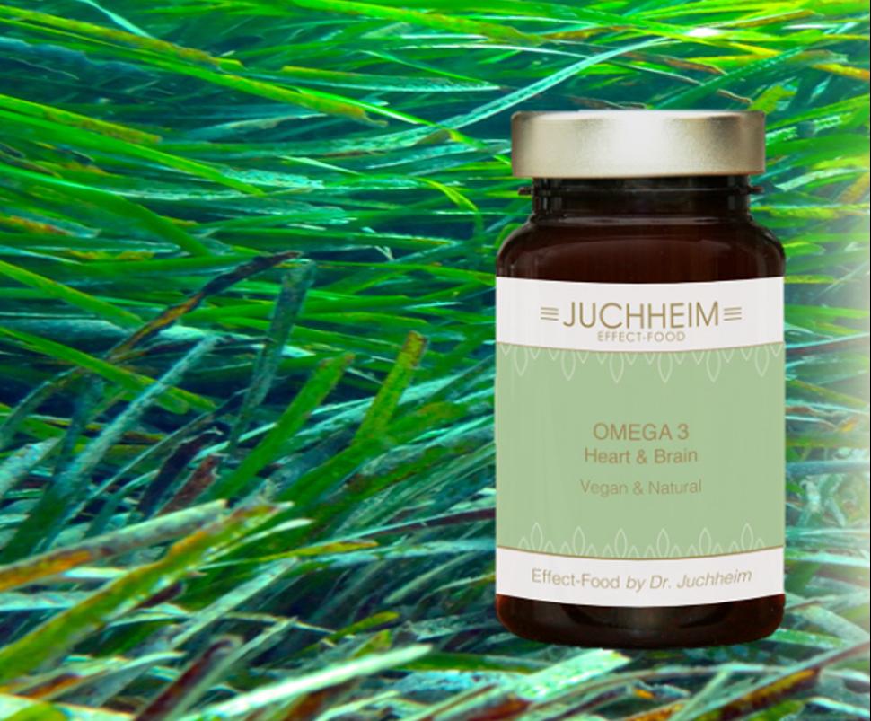 Omega-3 vegan & natur