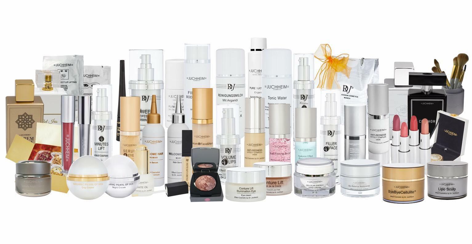 cosmetics Dr. Juchheim