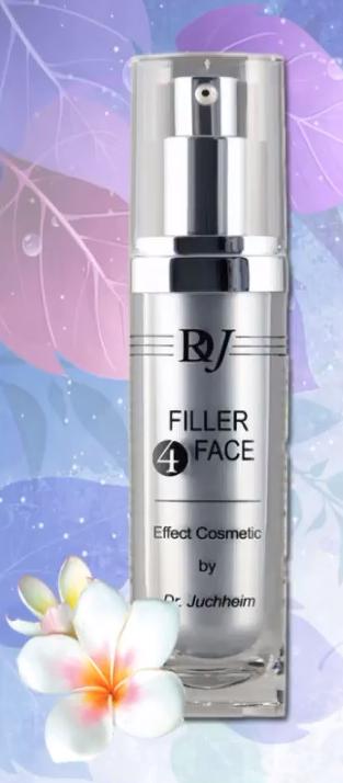 Filler 4 Face с растительными стволовыми клетками.